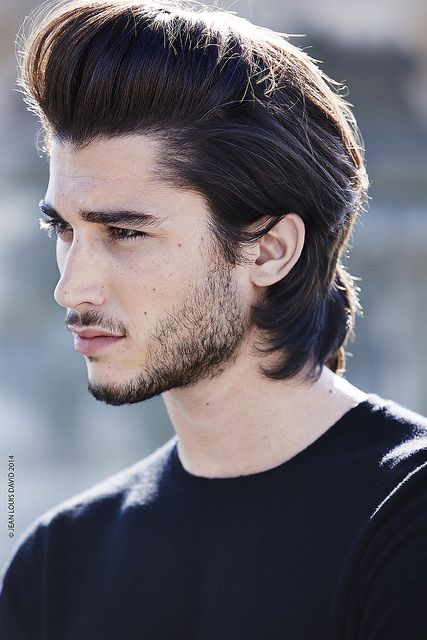 ESTILISMO CON ROMY Cortes de pelo para hombres con estilo