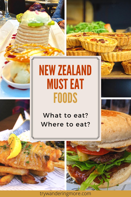 New Zealand Must Eat Foods In 2020 Eat Food Food Eat