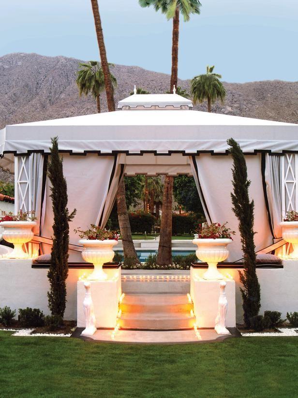 Make Shade Canopies Pergolas Gazebos and More. Outdoor LivingOutdoor SpacesPalm Springs ... & Make Shade: Canopies Pergolas Gazebos and More   Cabana Palm ...