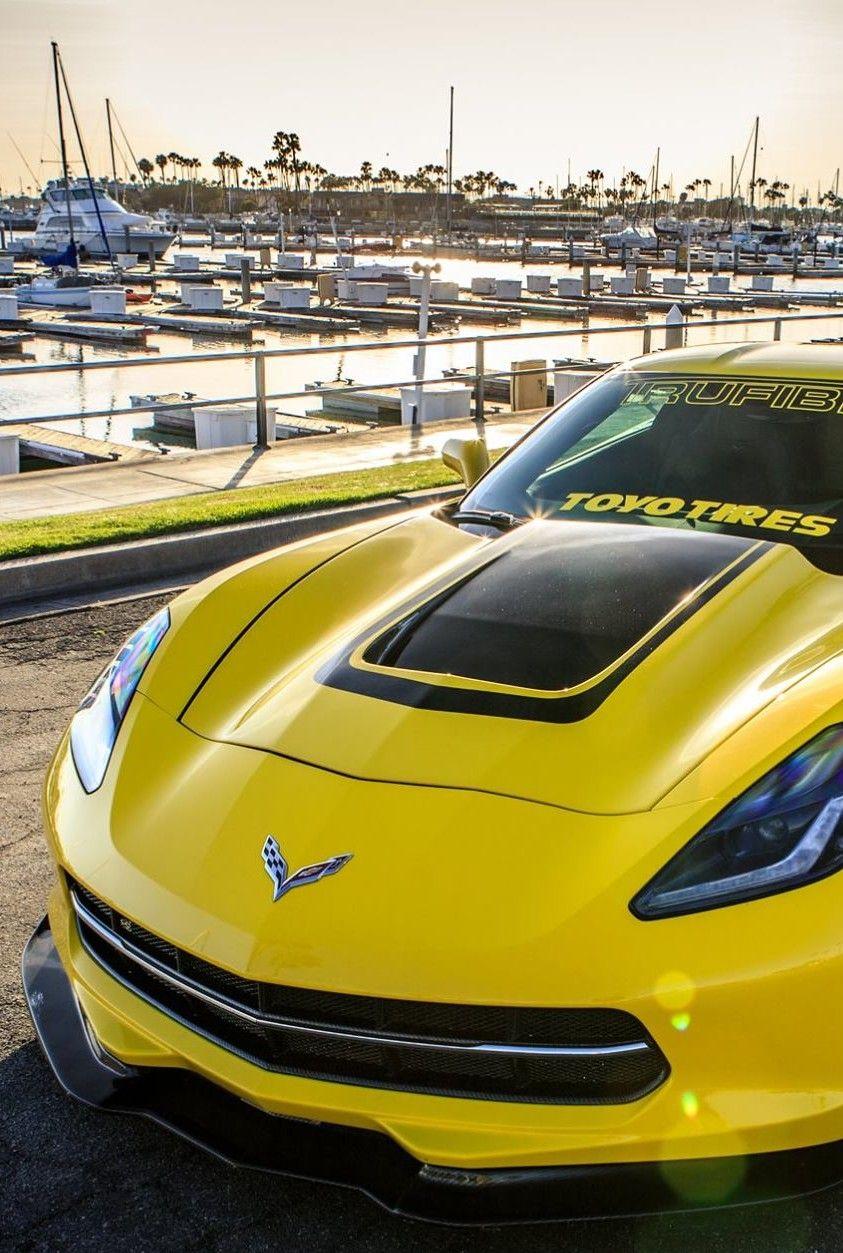 Chevrolet Corvette C7 Stingray Chevrolet corvette c7