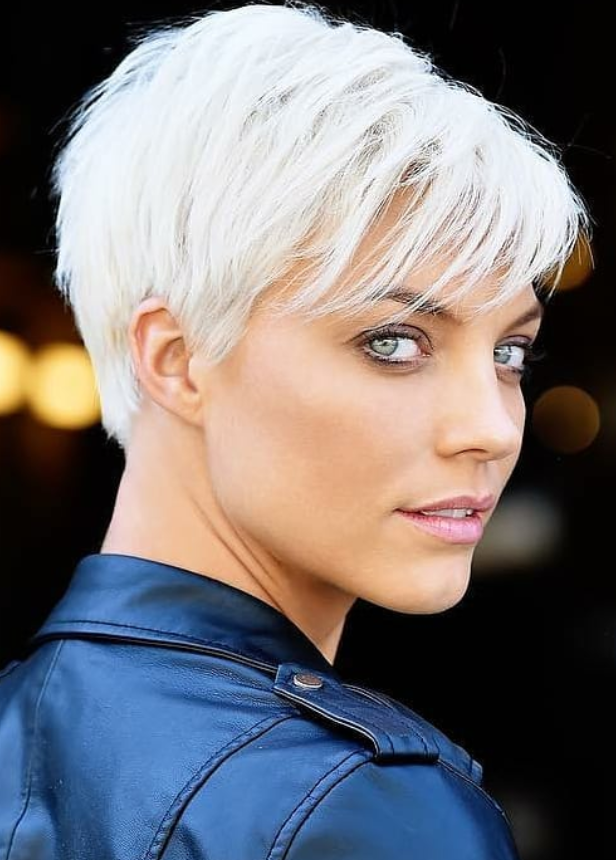 56 best short messy pixie haircuts for fine hair  page 40