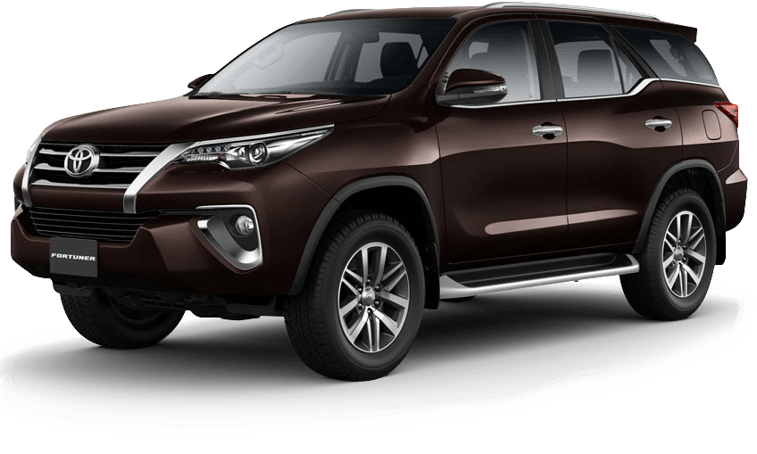 The AllNew Fortuner. Own Your World. Toyota, Toyota
