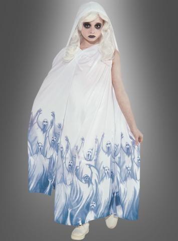 Seelensammlerin Kinderkostüm Gruselige Halloween Kinderkostüme - halloween ghost costume ideas