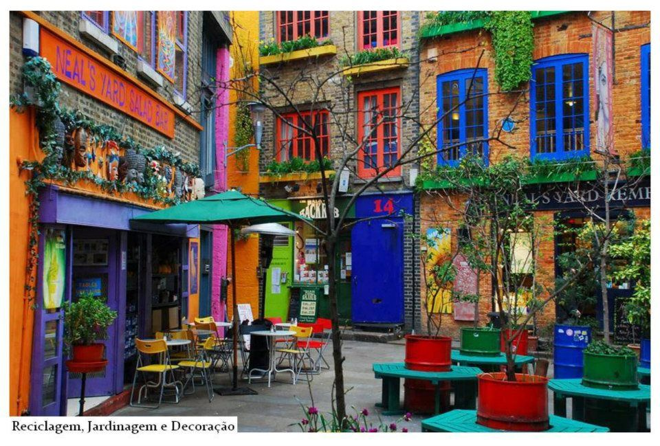Londres... http://www.land8.net/blog/2012/05/10/neals-yard-colorful-london-icon/