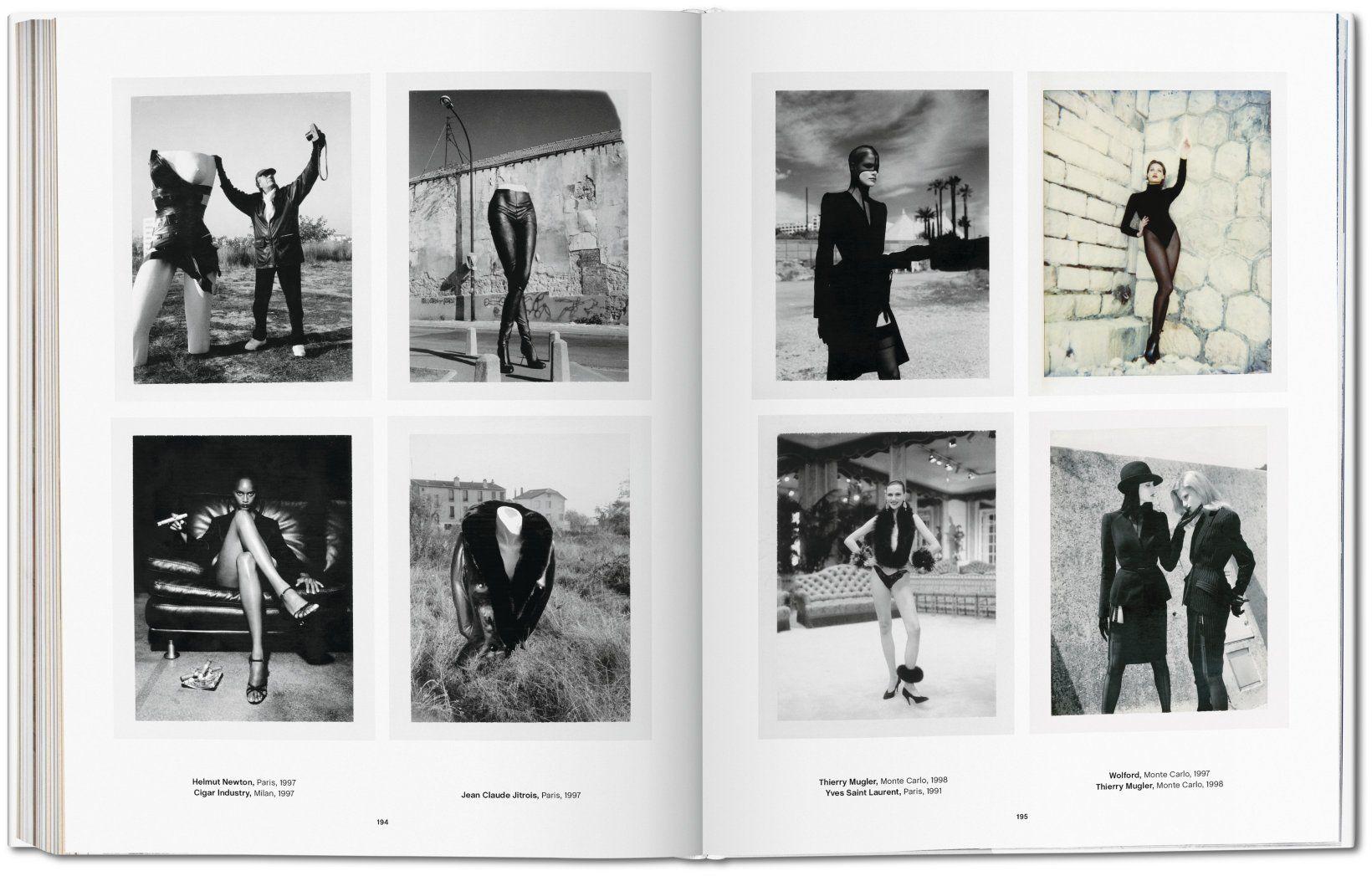 Helmut Newton. Polaroids. Gallery. TASCHEN Books