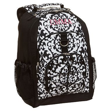 Ryleigh Wants This Backpack To Match Her Room Monogram