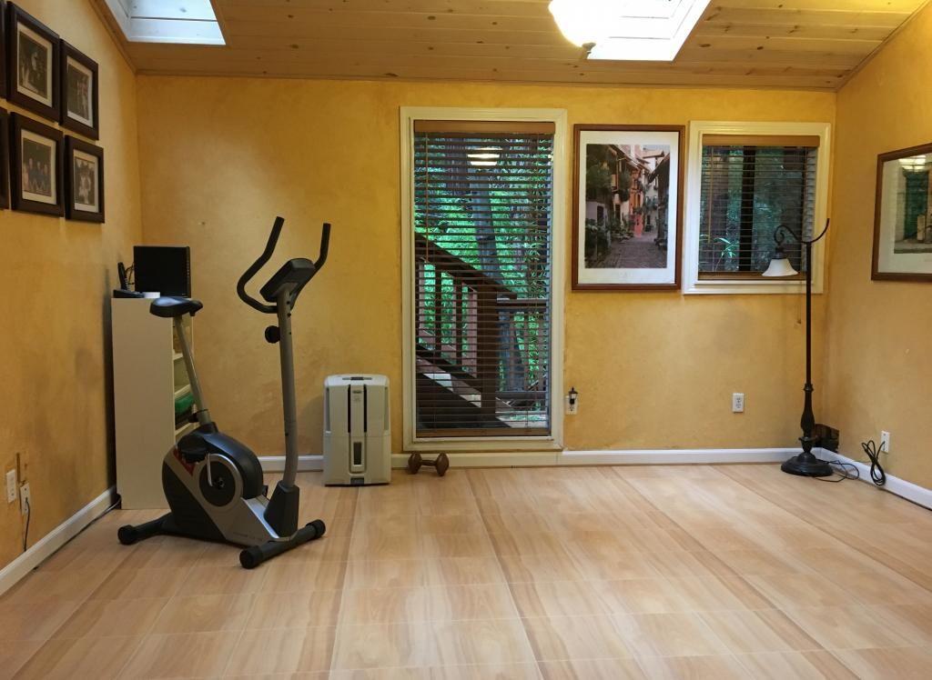 Raised Floor Tile Max Tile Modular Basement Flooring Basement Gym Waterproofing Basement Home Gym Design