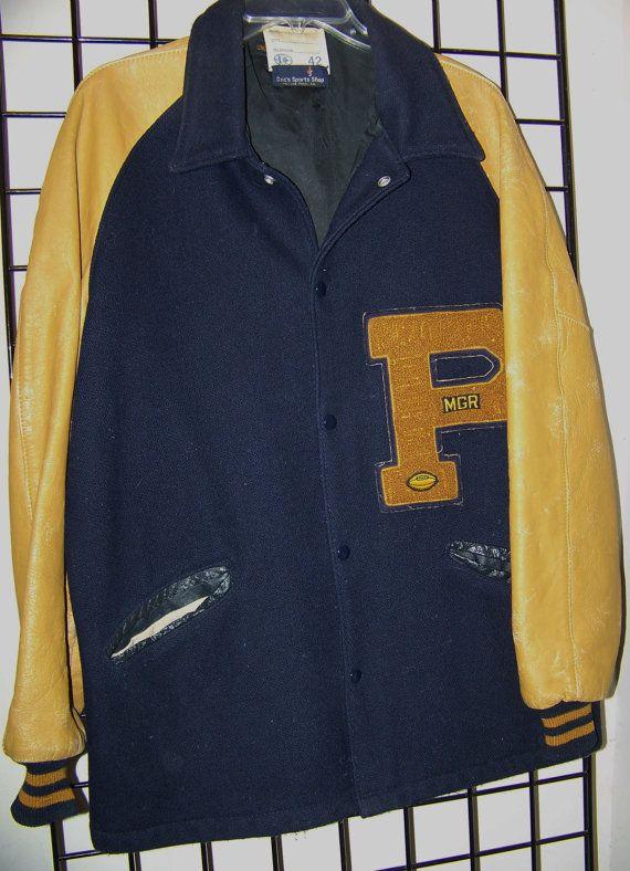 Vintage Letter Jackets