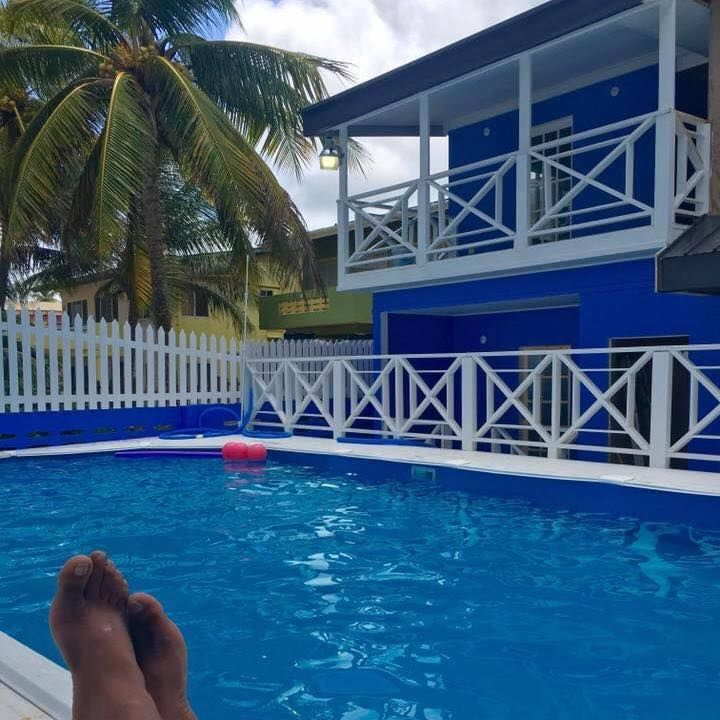 Marakai Villas Mayaro Pool Houses Villa Tobago Hotels