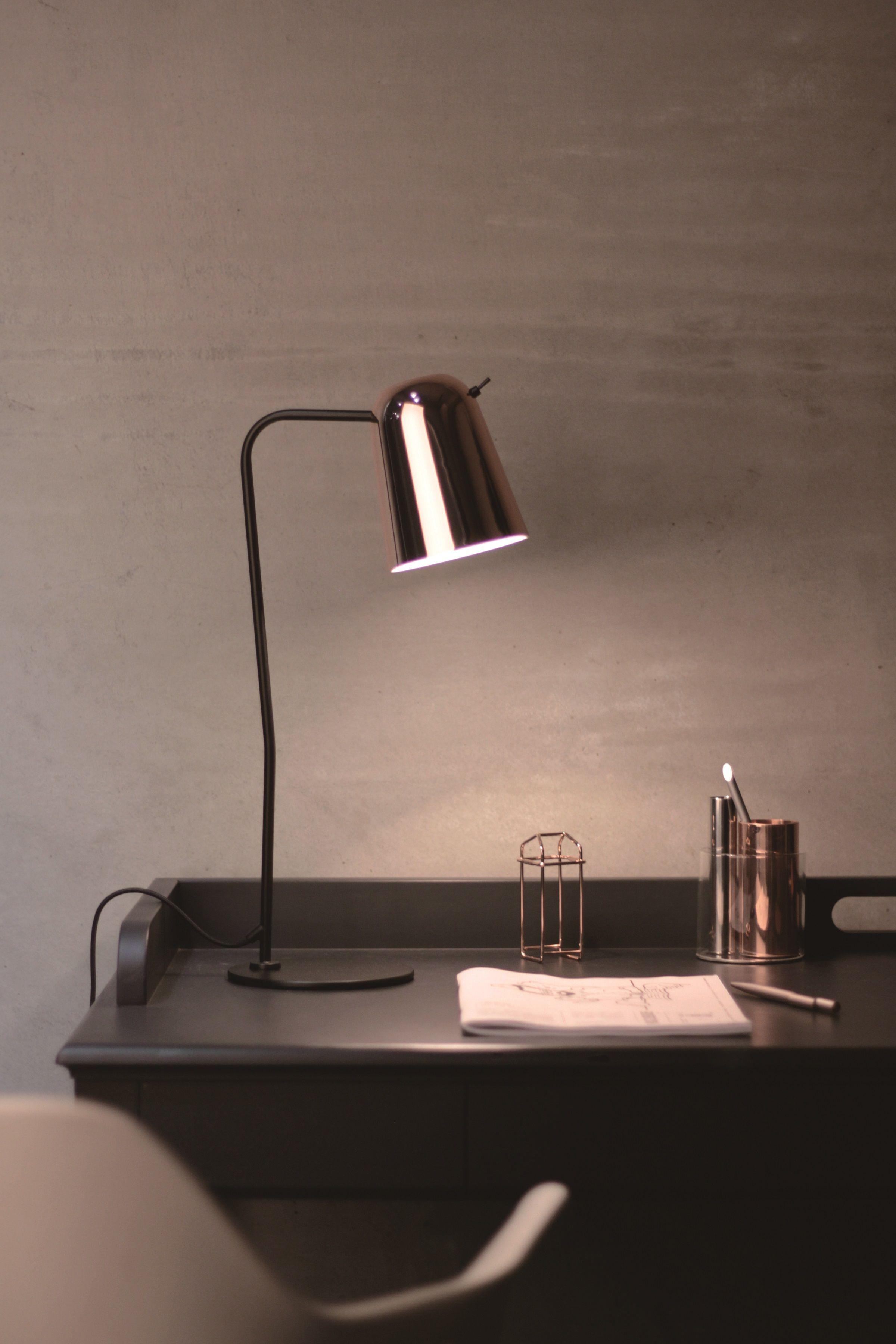 Dobi Table Lamp Copper OUR TABLE LAMPS Pinterest