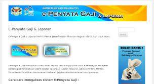 E STATEMENTS OF SALARY CHECK LOANS. Click here http://epenyata-gaji.com/