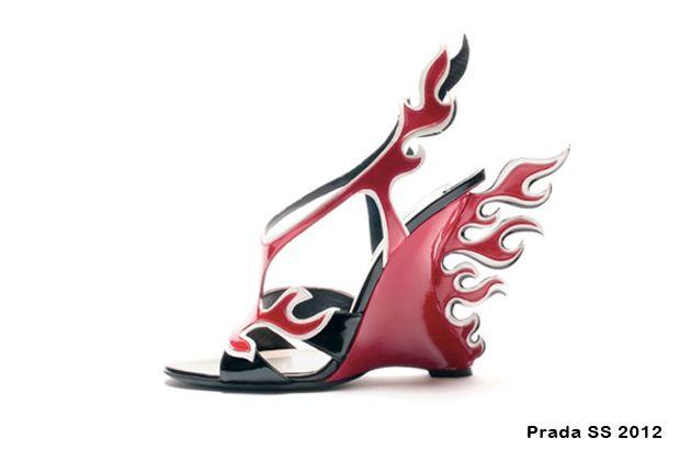 Prada Glam Rock shoes  d1fe7551126