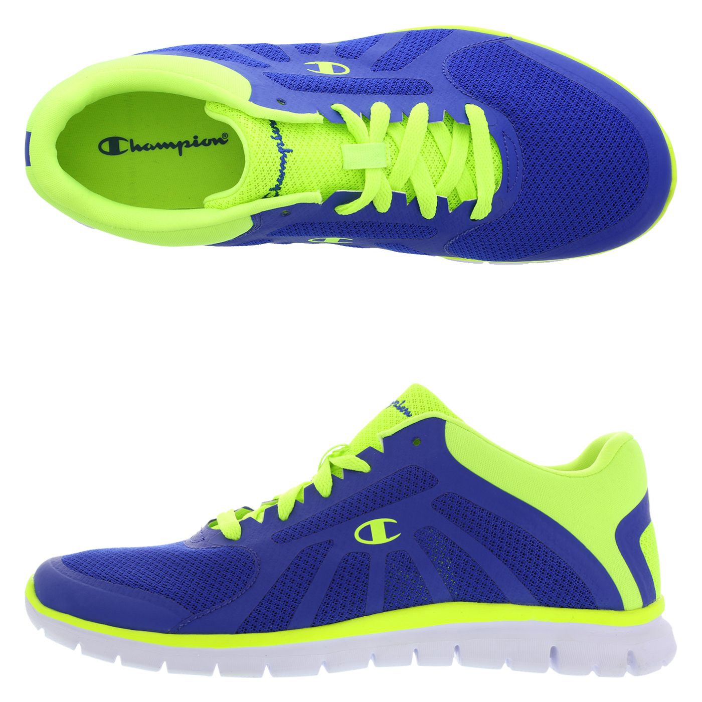Neon sneakers, Champion shoes, Sneakers