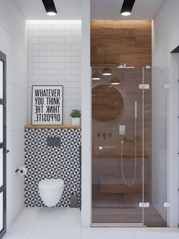 40 Gorgeous Bathroom Design Ideas - OMGHOMEDECOR #bathroomrenoideas