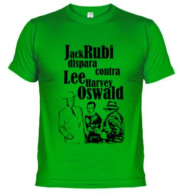 CAMISETA JACK RUBI DISPARA CONTRA LEE HA - nº 559815 - johnmuller