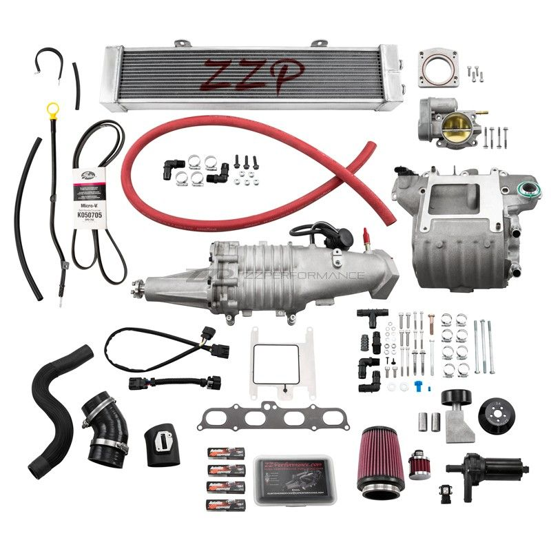 2.2/2.4L Bolt on Supercharger Kit | Car Parts | Pinterest | Cars