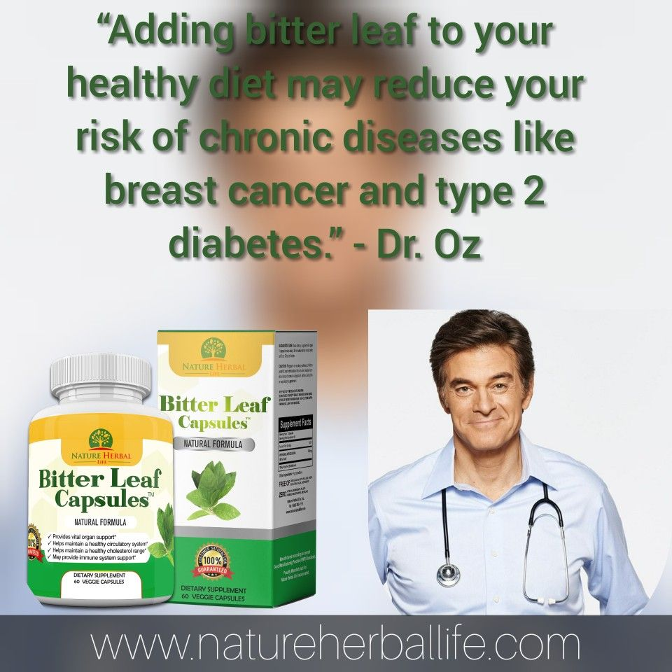 Dr. Oz always knows his stuff. And he is correct! By