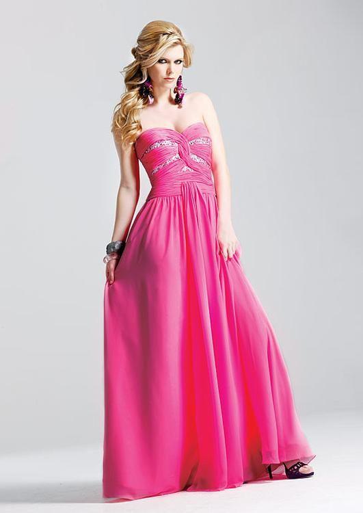 hot pink wedding dresses #94 - Weddings Idea