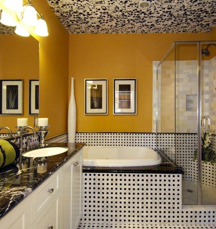 37+ Peinture plafond salle de bain ideas
