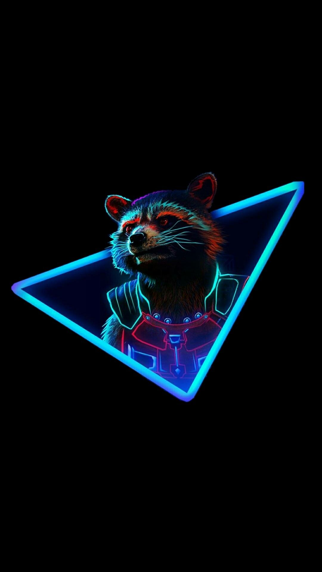 Rocket raccoon backgrounds fondo de pantalla - Rocket raccoon phone wallpaper ...