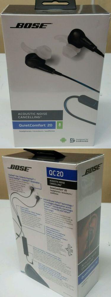 bose noise cancelling headphones blue. headphones: bose quietcomfort 20 acoustic noise cancelling headphones - black/blue buy it now blue l