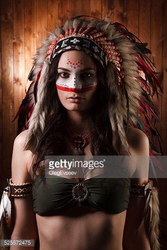 american indian makeup - Buscar con Google   Indians   Pinterest ...
