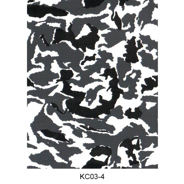 Hydro dipping film camouflage pattern KC03-4