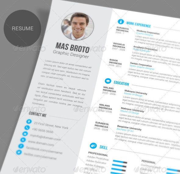 Resume update resume Pinterest Free resume, Resume ideas and - how to update a resume