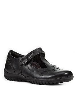 Girls Shadow T bar School Shoe | School shoes, Girl shadow