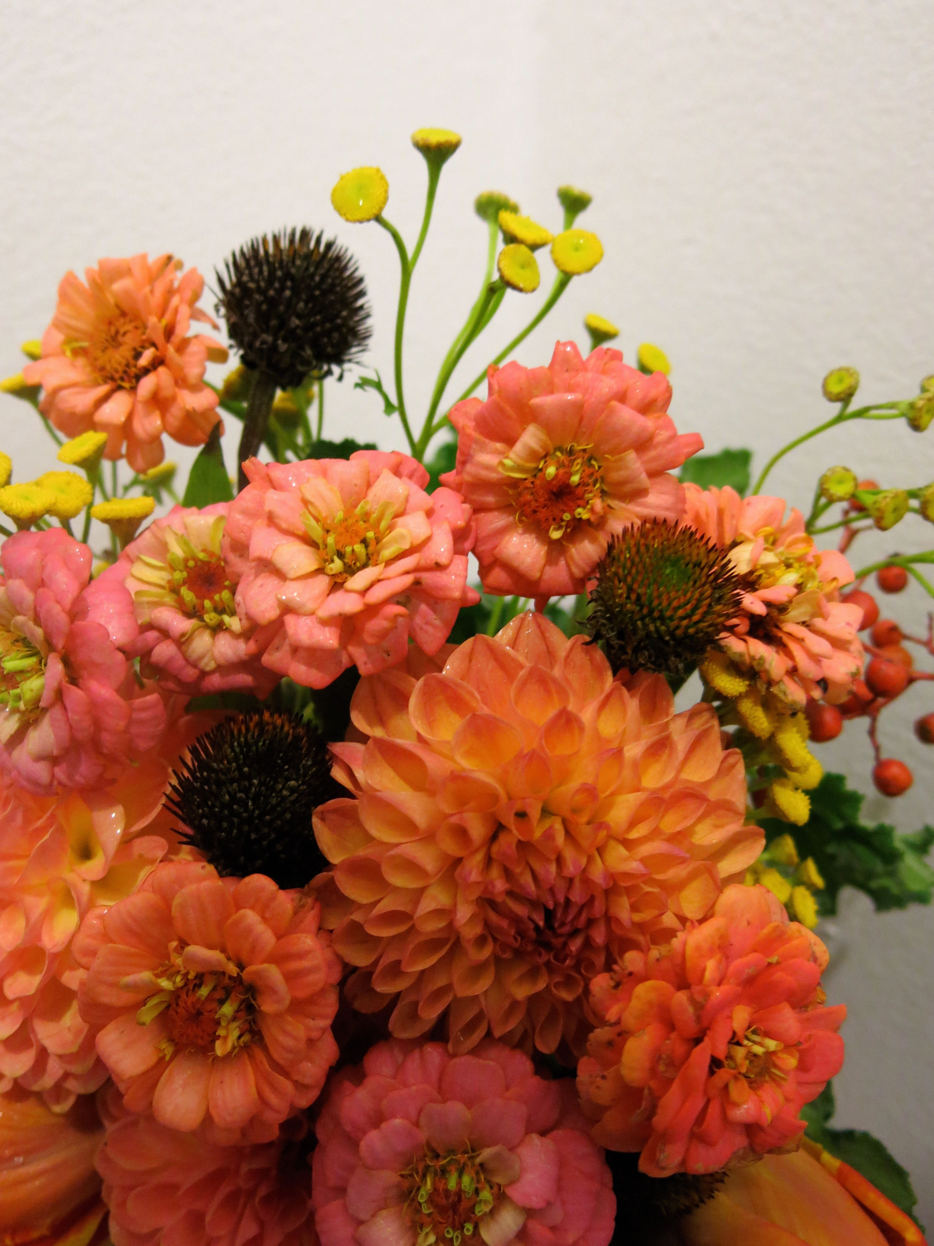 Honeysuckle Hill Brooklyn Florist For Weddings And Events Flower Delivery Fresh Flower Delivery Wedding Flowers