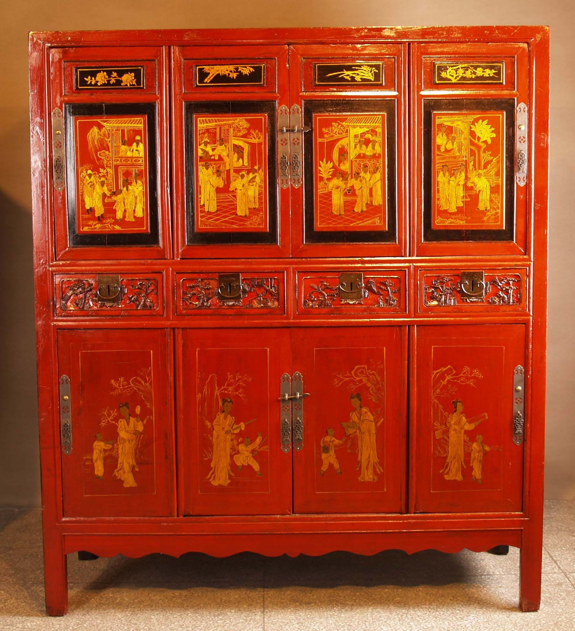 Inexpensive Antique Furniture: Asian Antique Furniture