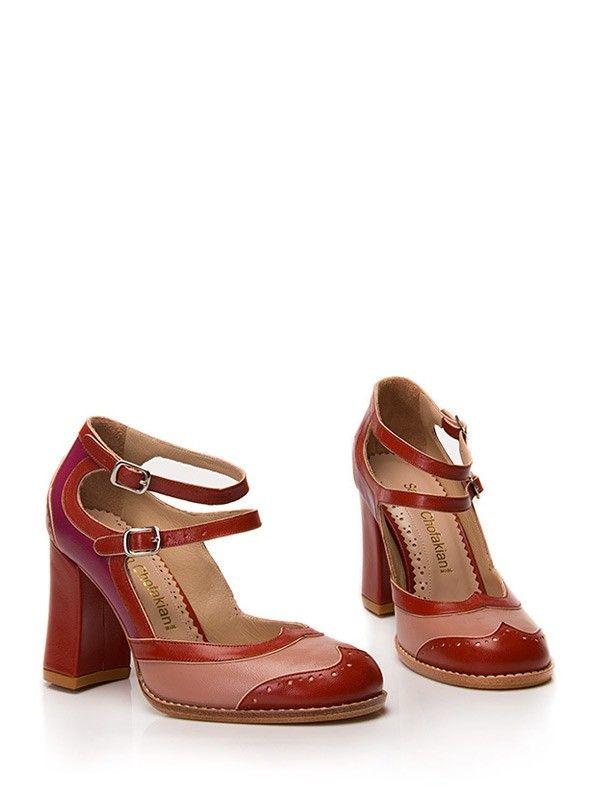 Sapato September  - SARAH CHOFAKIAN.