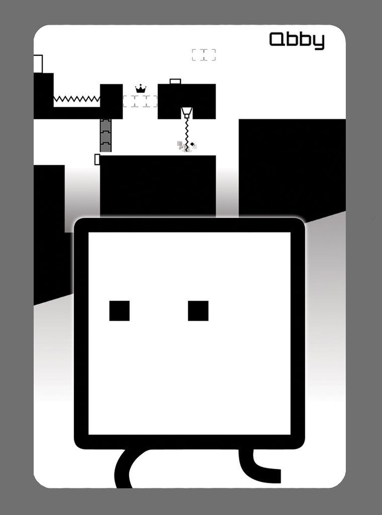 6106a4519 Qbby - box boy custom amiibo card | Amiibo Cards | Cards, Diagram, Box
