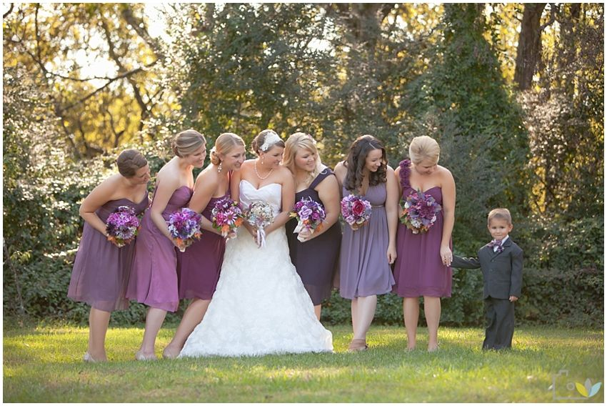 20 Fabulous Bridesmaids Dresses The Bride Link