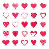 Heart Valentine Icon Set - Download From Over 52 Million High Quality Stock Photos, Images, Vectors. Sign up for FREE today. Image: 65737063