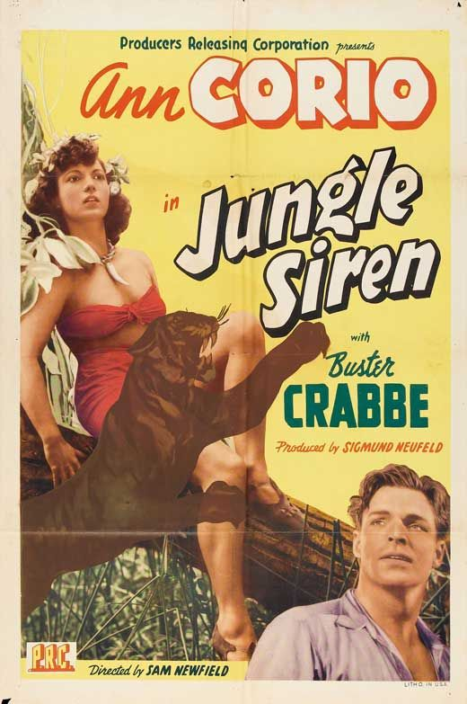 Watch Jungle Siren Full-Movie Streaming