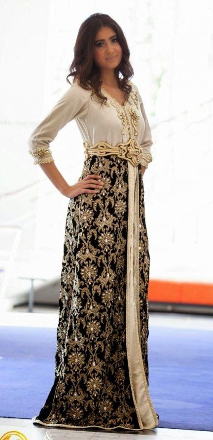 Louer robe de soiree marocaine