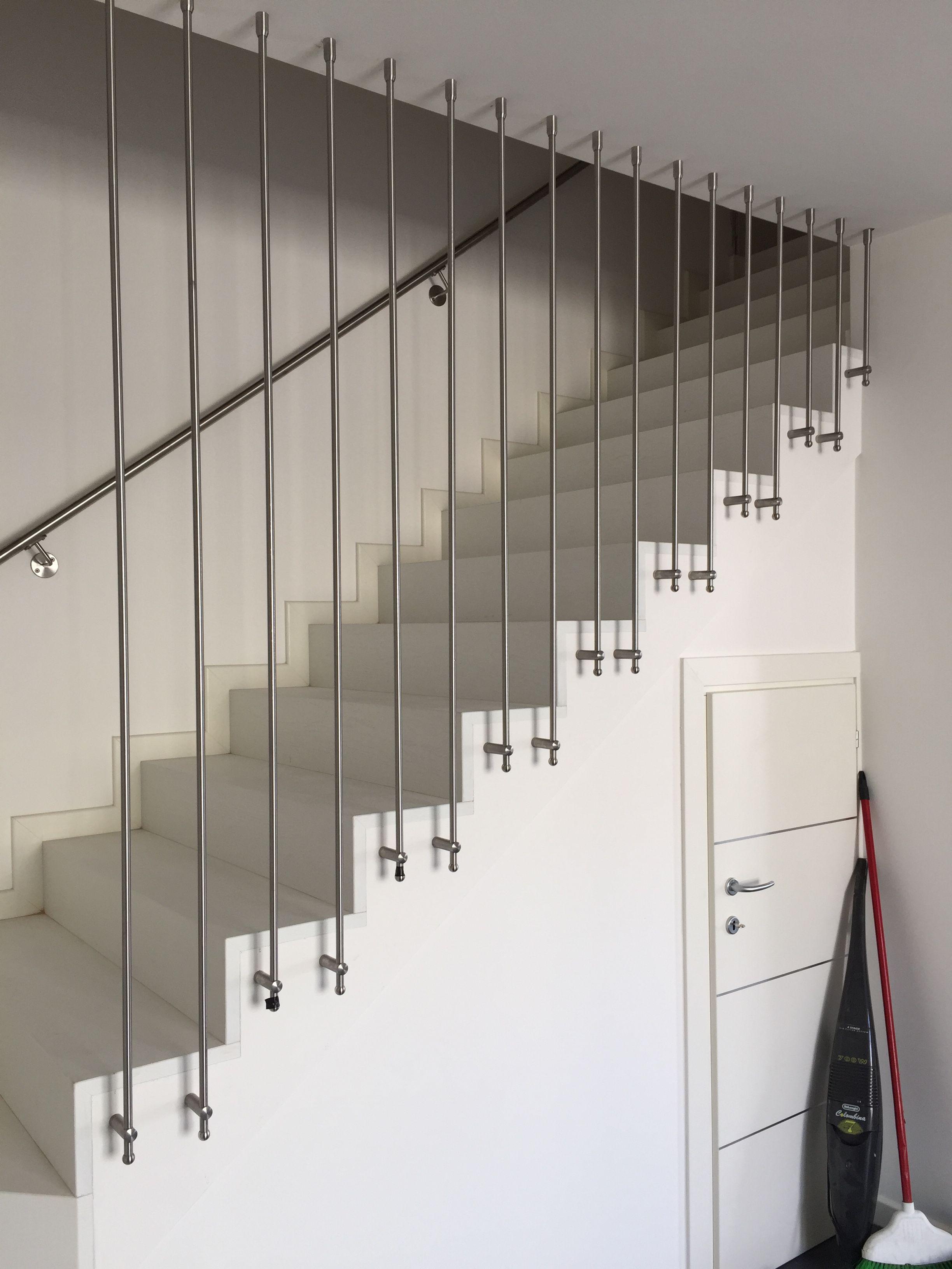 Ringhiera Scala Interna Moderna carpenteria, lattoneria, opere in metallo, rimozione amianto