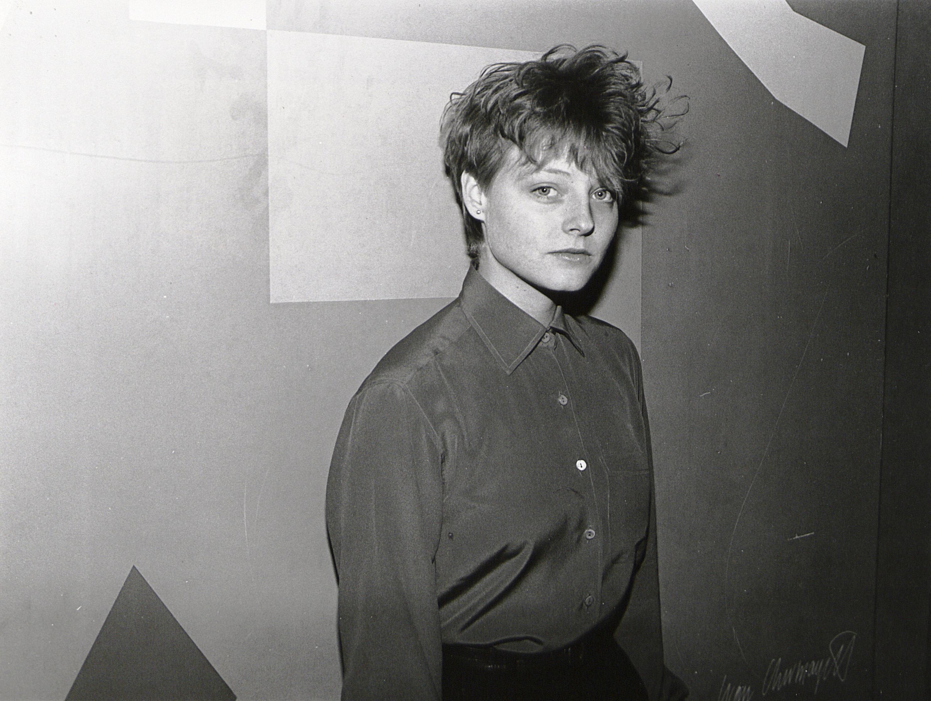 Jodie Foster Yale Undergrad 1984 The Fosters Jodie Foster