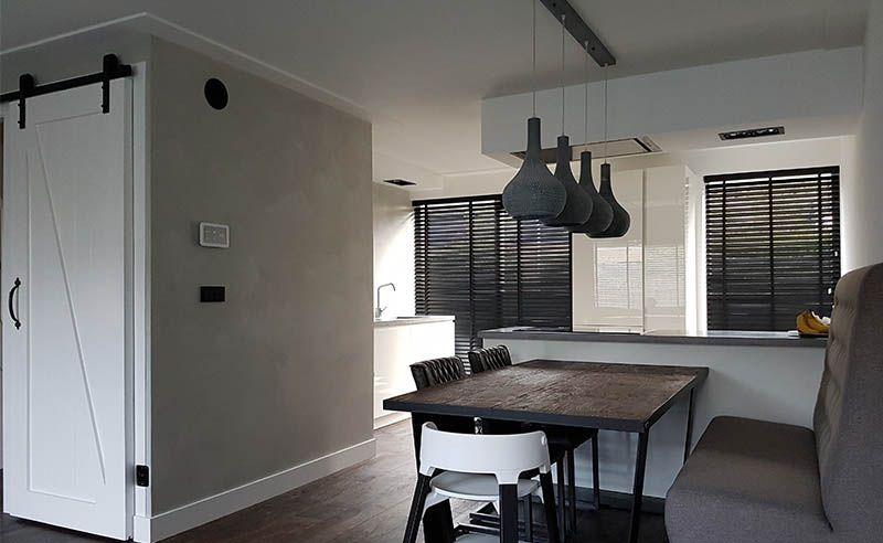 Keukens Kesteren Renovatie : Volledige renovatie keuken te almere bij dit project hebben wij