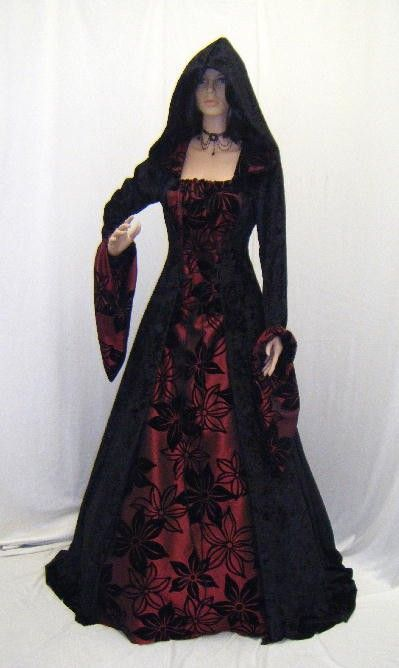 Hey, I found this really awesome Etsy listing at http://www.etsy.com/listing/158126150/gothic-vampire-medieval-renaissance