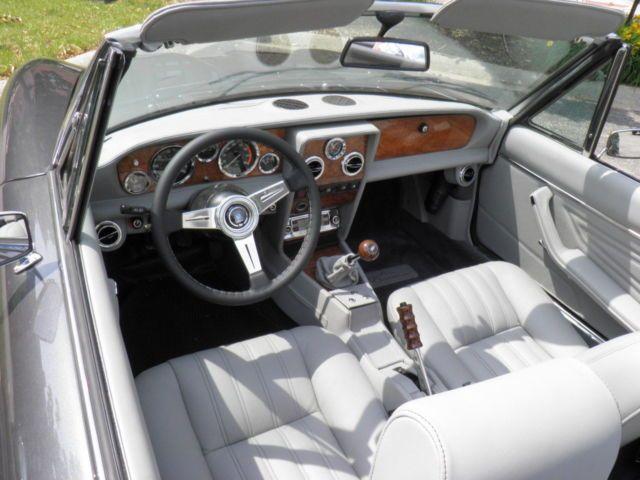 Fiat Pininfarina Spider Restomod By Roadster Salon Complete