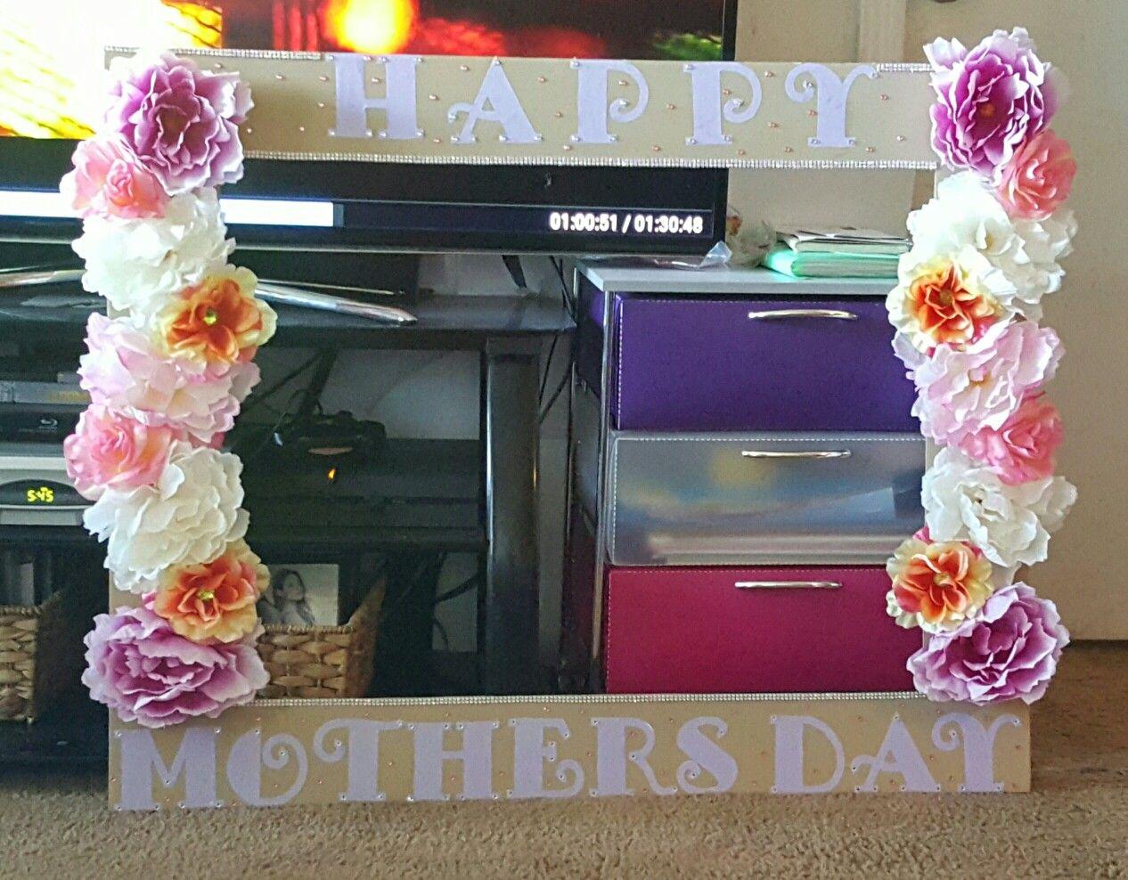 Mother\'s day selfie frame | selfie frames | Pinterest | Madres, La ...