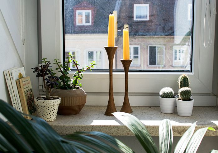A Plant Filled Home Overlooking Munich | Home, Design sponge