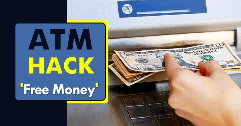 Free money hack atms in less than 15 minutes hack free