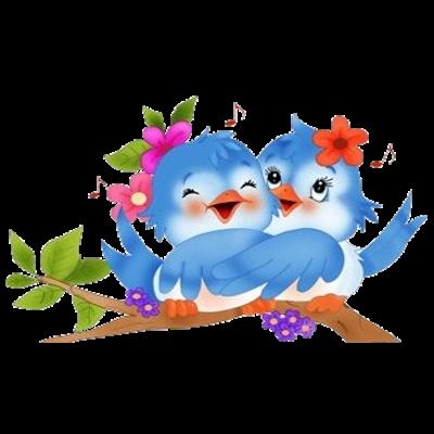 Bird Image 95 Png 400 400 Cartoon Clip Art Cartoon Birds Bird Clipart