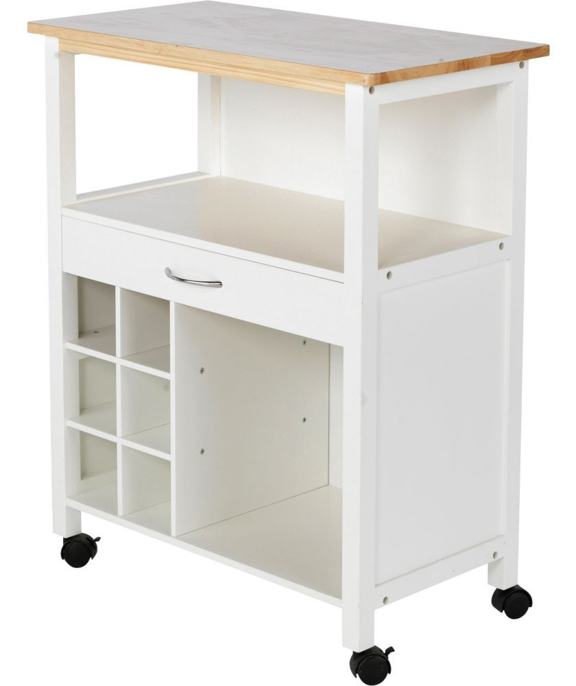 Kitchen trolley from Argos | Ideas for the House | Pinterest