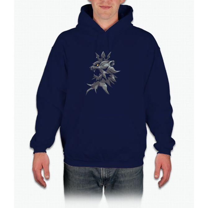 Overwatch Reinhardt Emblem Spray Tee Shirt Hoodie