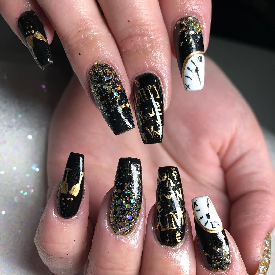 """Holiday Nails Hours: House Of Nails On Instagram: """"Haven't Been Able To Post In"""