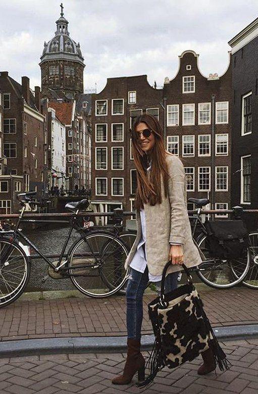 9f9bfe2cd @Negin Mirsalehi | Fashiolista Amsterdam Street Style, Amsterdam Fashion,  Amsterdam Travel, Amsterdam
